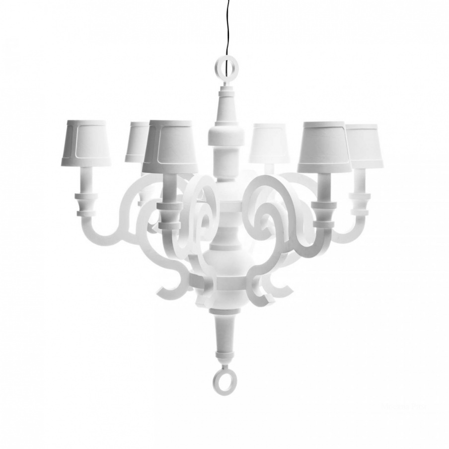 Люстра Paper Chandelier XL Patchwork, Moooi